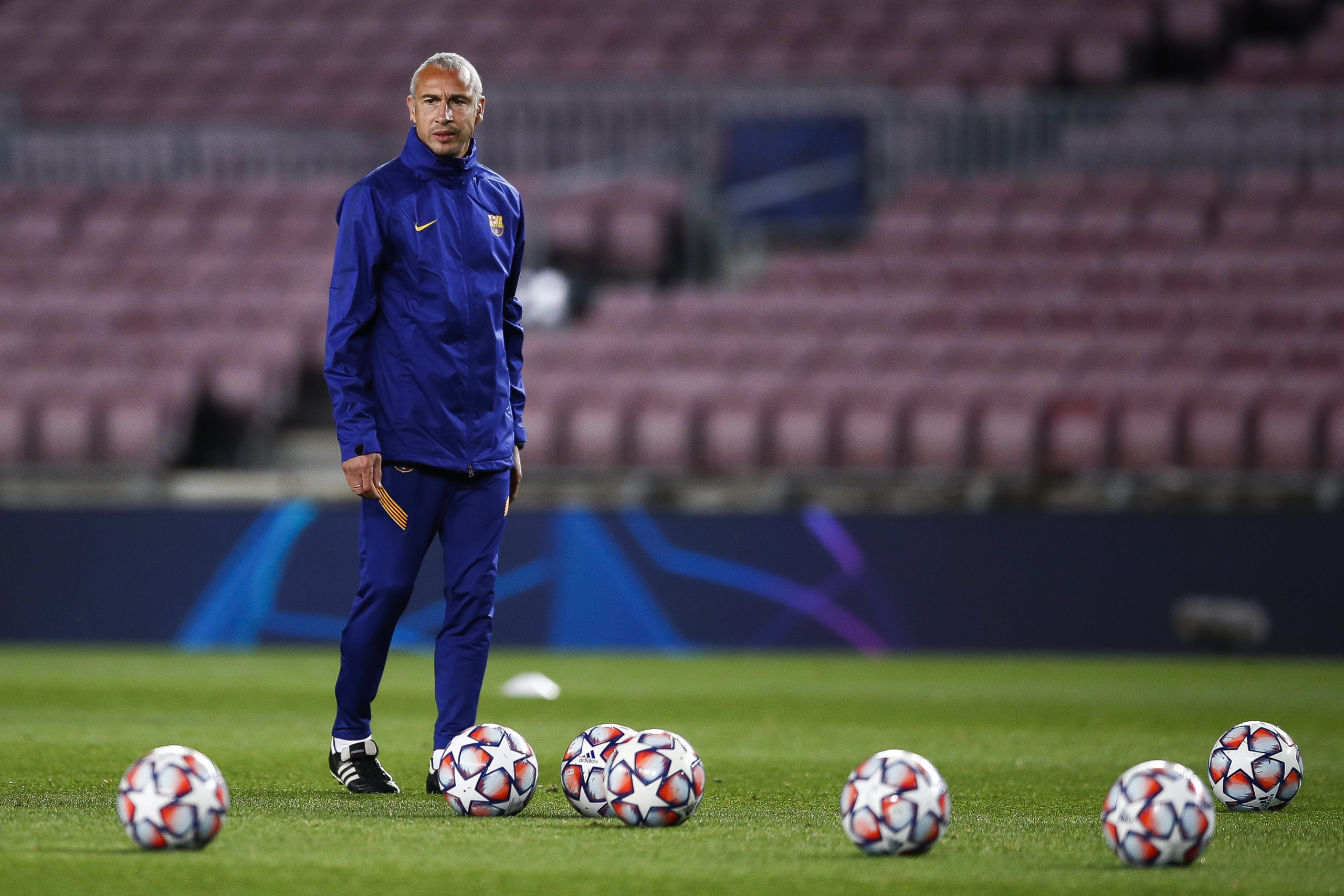 Henrik Larsson is one of two assistants working with Ronald Koeman