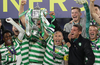 Celtic's Quadruple Treble
