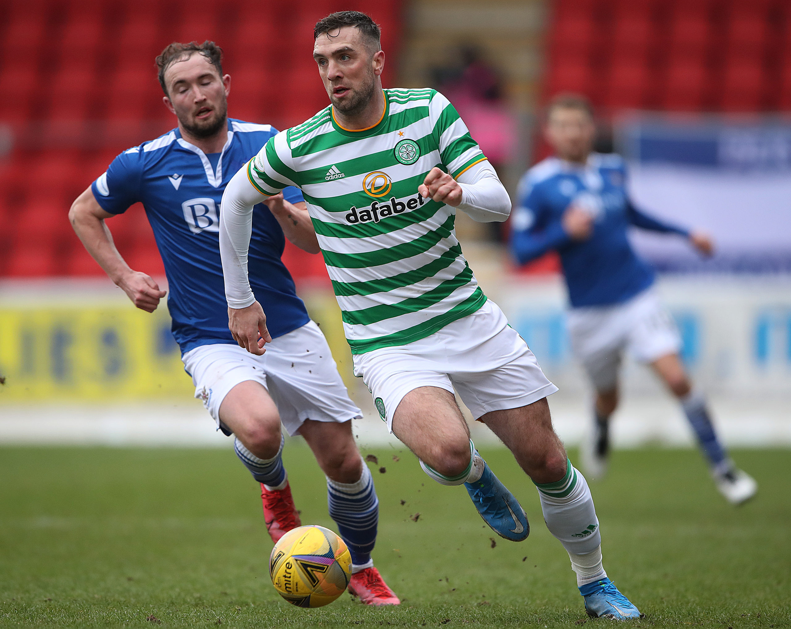 Shane Duffy hasn't played for Celtic since February