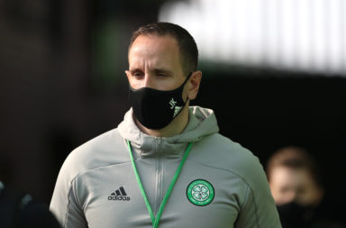 Celtic interim boss John Kennedy has ruffled some feathers