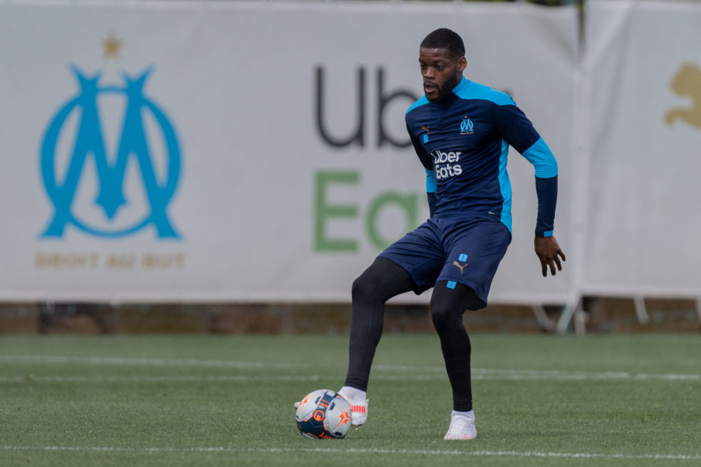 Olivier Ntcham has been a failure with Marseille