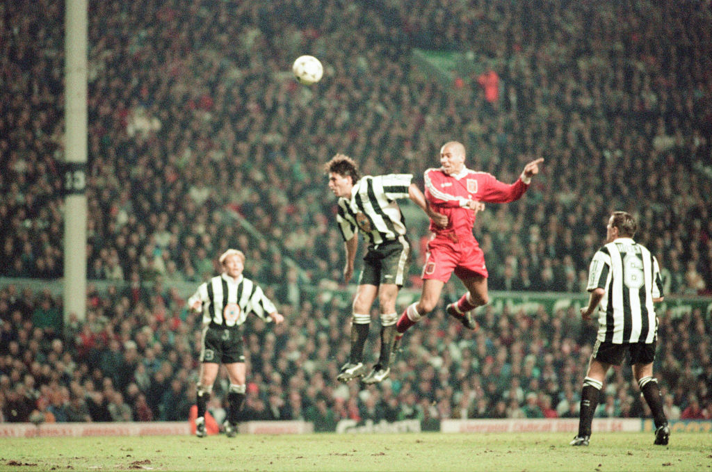 Stan Collymore Celtic