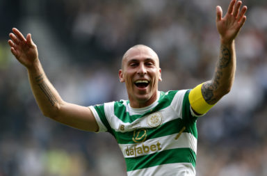 Celtic Scott Brown