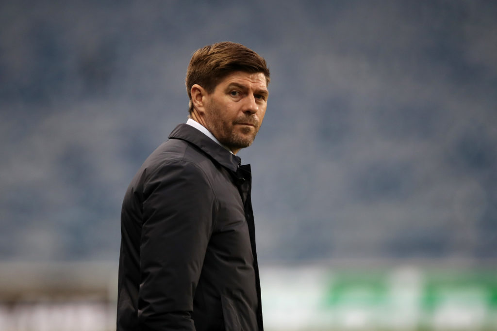 Steven Gerrard and Rangers have absolutely blown it tonight
