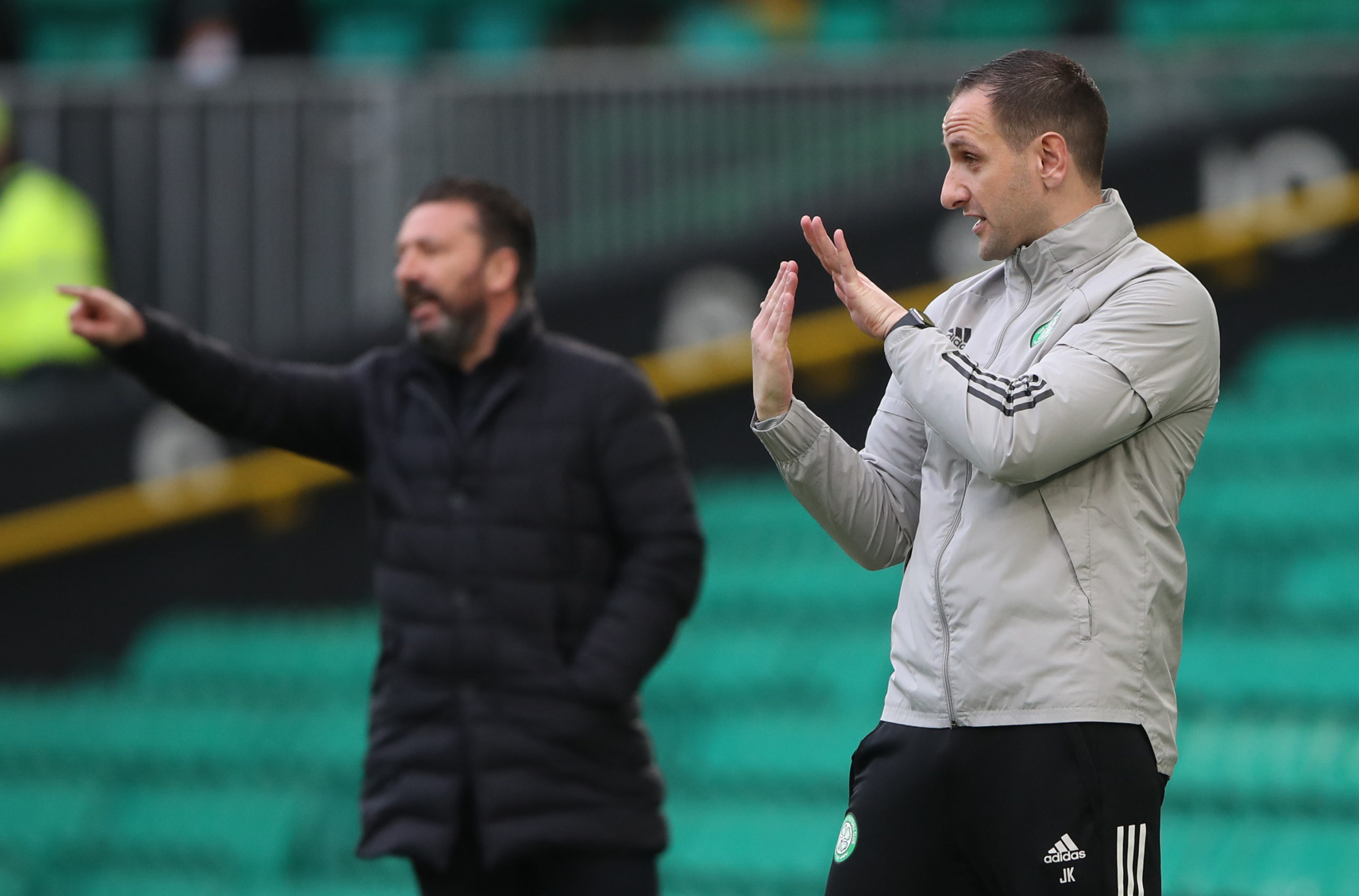 No signs of John Kennedy leaving Celtic