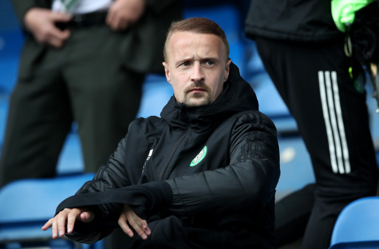 Celtic Leigh Griffiths