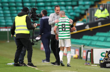 Scott Brown's Celtic departure