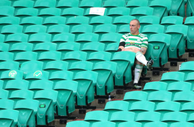 Scott Brown didn't get the send off at Celtic he deserves