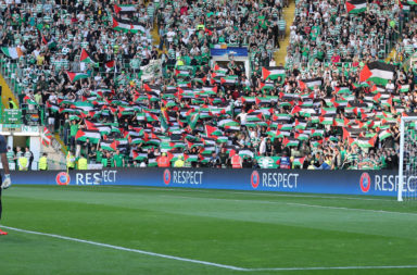 Celtic Palestine