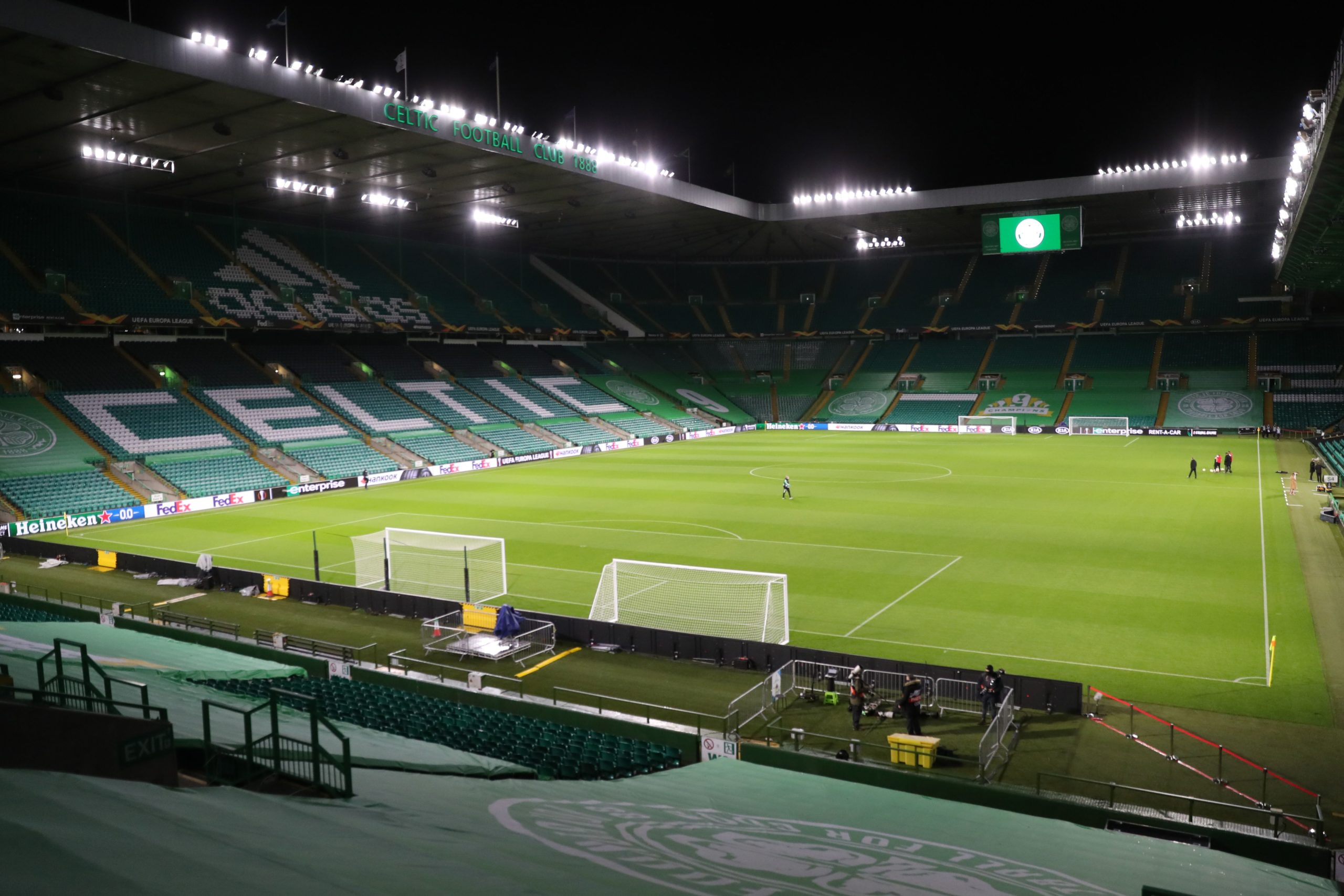 Celtic Park will welcome fans back next season