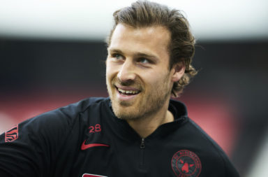 Erik Sviatchenko will be welcomed back to Celtic Park