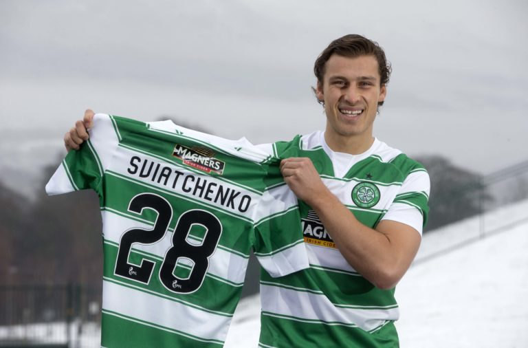 Celtic Unveil New Signing