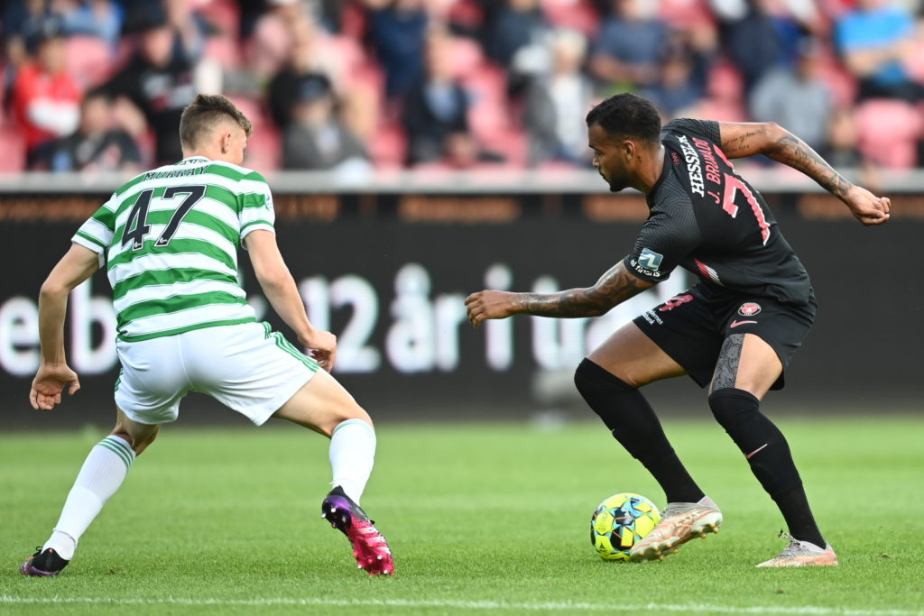 Celtic lose out to Midtjylland