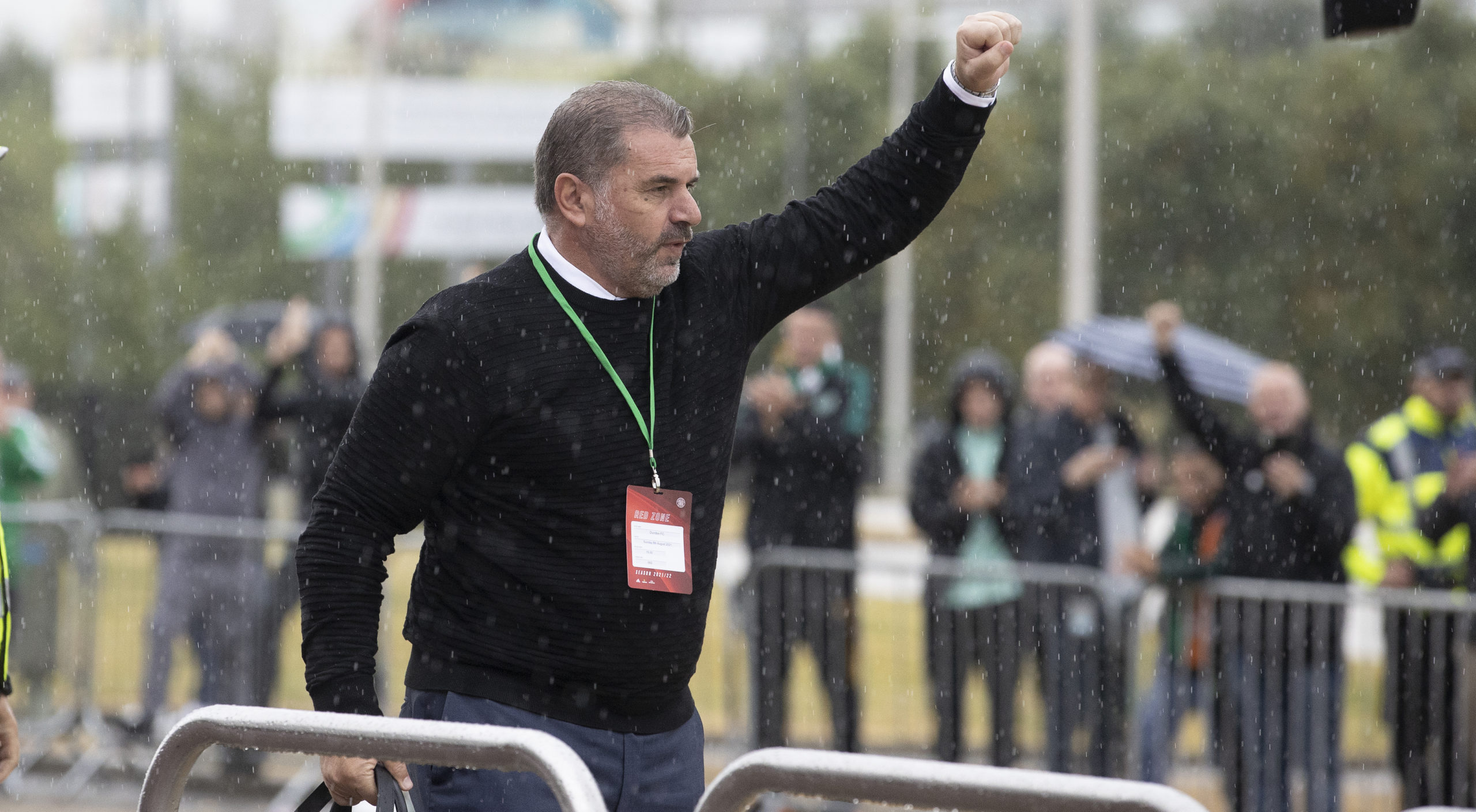 """""""Maybe I've just been lucky""""; Celtic manager details his experiences in Glasgow"""