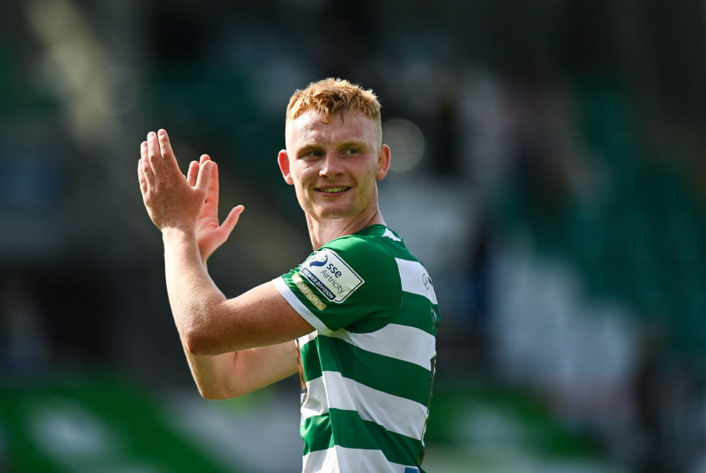 New Celtic signing