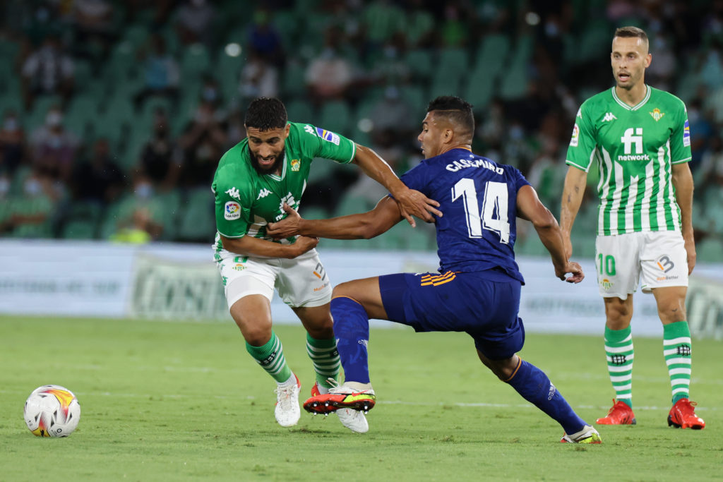 Real Betis showed plenty of hear and fight against Real Madrid