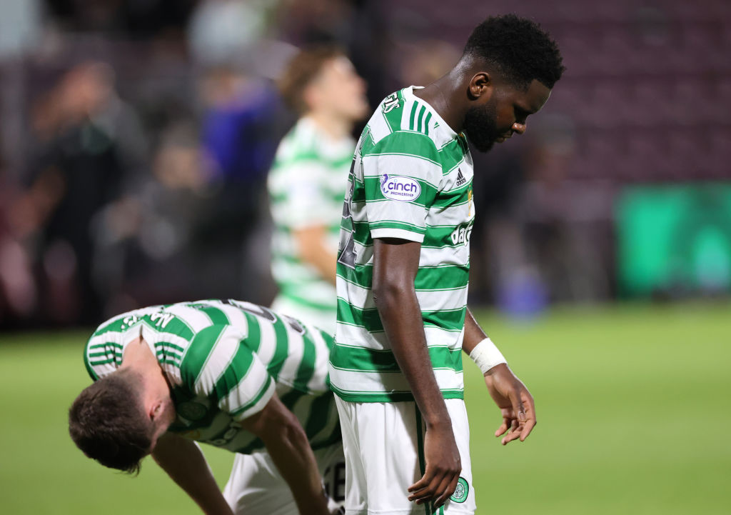 """""""Very Questionable"""" """"That's a joke""""; The one Tynecastle moment that has Celtic fans infuriated"""
