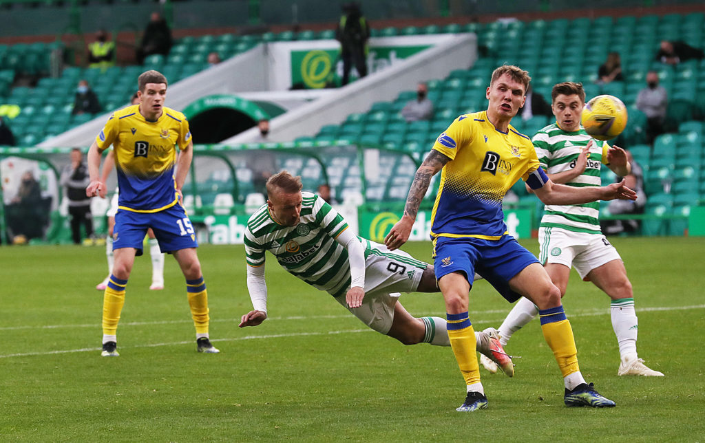 Griffiths Celtic Dundee