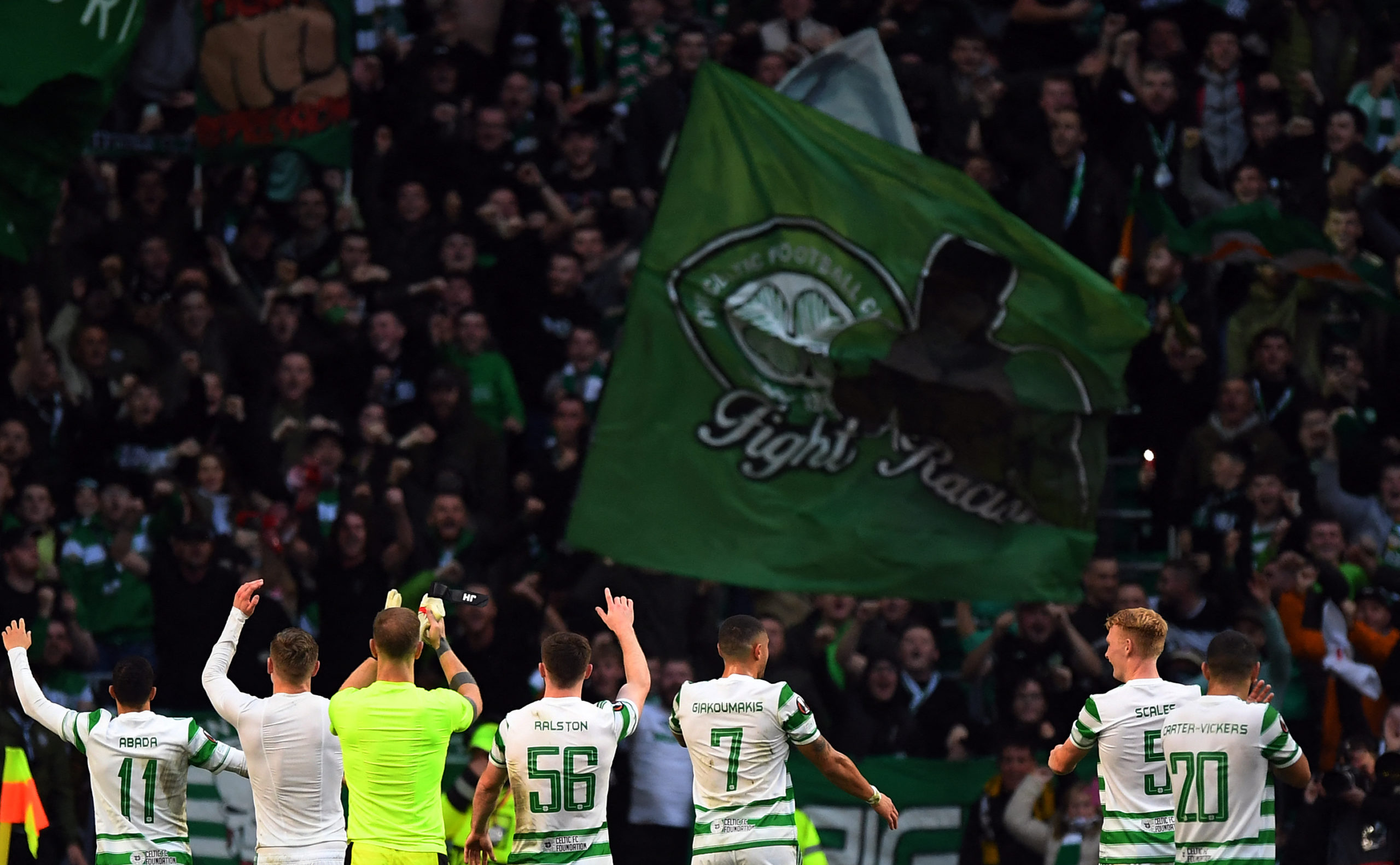 Celtic top Barcelona weekend attendance figures on a Tuesday afternoon - 67 Hail Hail - Celtic FC News