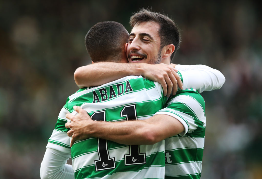 """Croatian international has noticed something """"very different"""" after moving to Celtic"""