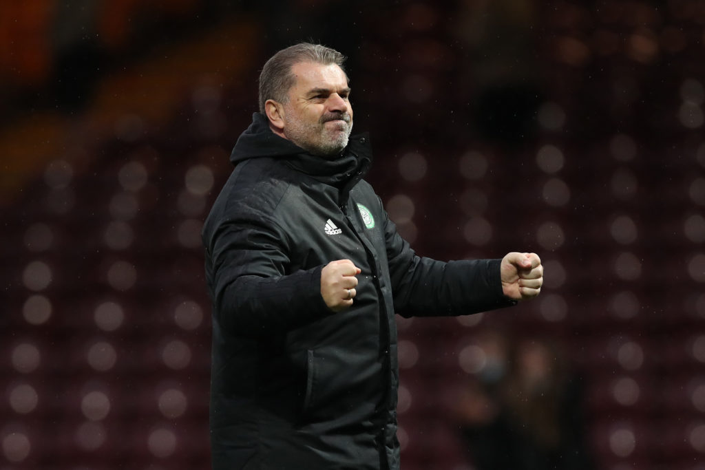 """""""Not even on my best day""""; Motherwell star left stunned by Ange's Celtic"""